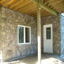 Cultured Stone Installations