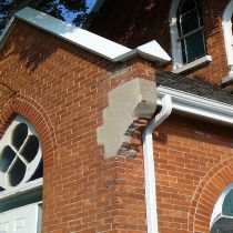 Historical Masonry Restoration Gallery